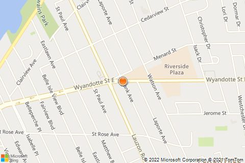 8015 Wyandotte St E Windsor, Ontario N8S 1T2