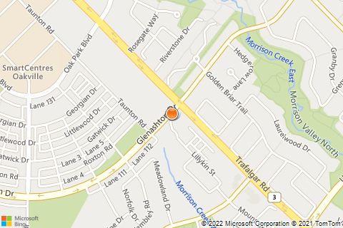 2365 Trafalgar Oakville, Ontario L6H 6N9