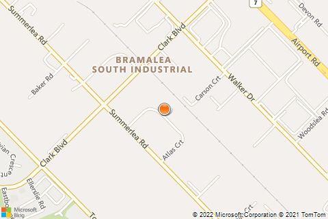 210 Walker Dr Brampton Ontario L6T 3W1