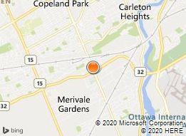 1855 Merivale Road,Ottawa,ONTARIO,K2G 1E3